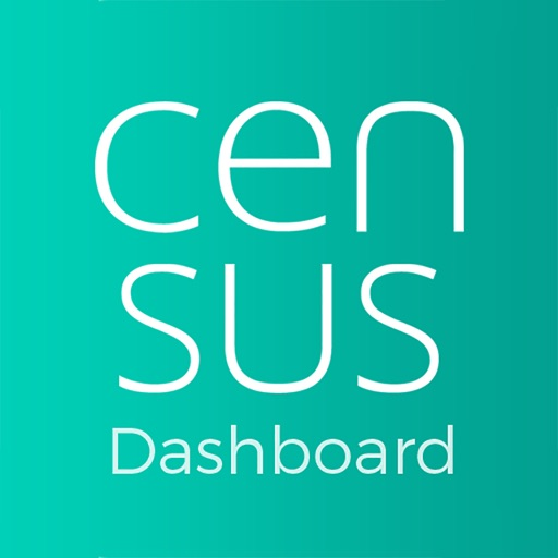 Census Counters Dashboard