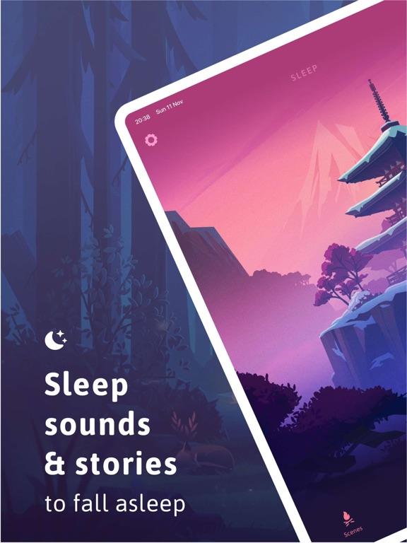 iPad Image of Sleep