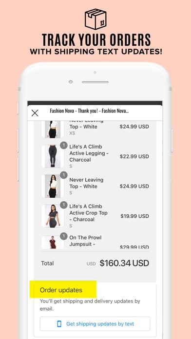 Fashion Nova screenshot 5