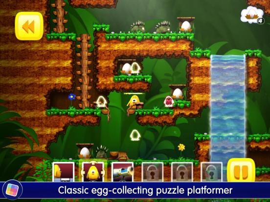 Toki Tori - GameClub screenshot 6