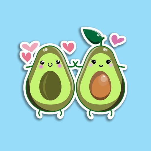 Avocado Wallpapers & Stickers