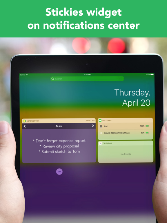 Noteworthy - Notes & Reminders Screenshots