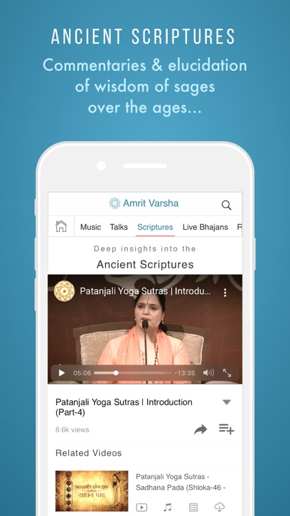 Amrit Varsha: Pearls of Wisdom screenshot-3