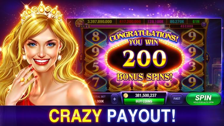 Rock N' Cash Casino Slots screenshot-3