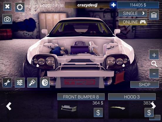 Hashiriya Drifter #1 Racing screenshot 17
