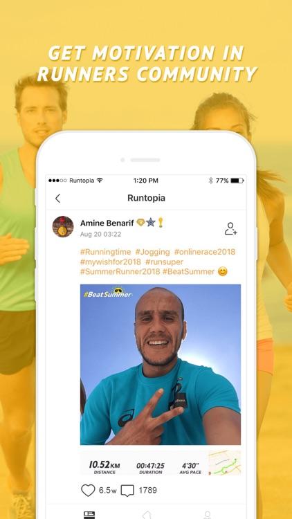 Runtopia Pays You To Get Fit screenshot-4