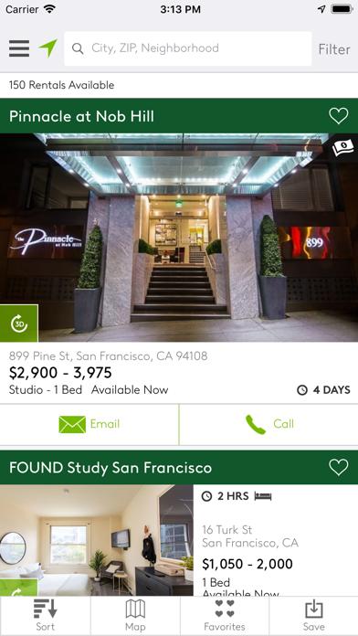 Apartmentscom Rentals review screenshots