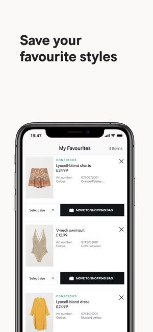 H&M - we love fashion on the App Store