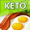 ケトジェニックダイエットのレシピ - フード/ドリンクアプリ