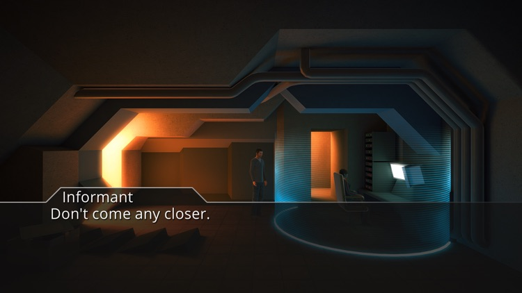 Lost Echo screenshot-5