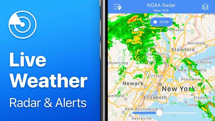 Weather Radar NOAA⁺