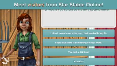 Herunterladen Star Stable Horses für Android