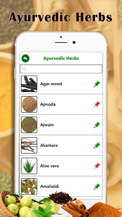 Screenshot #3 pour Ayurvedic Plants and Herbs