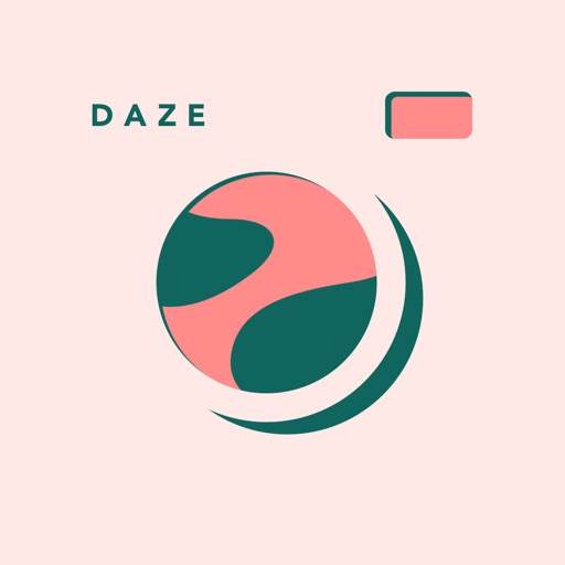 DAZE CAM free software for iPhone and iPad
