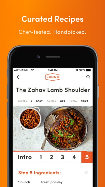 Panna: Video Recipes & Classes screenshot-7