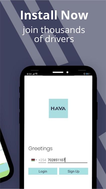 Hava Driver screenshot-3