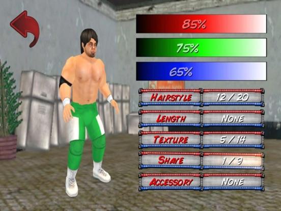 Wrestling Revolution 3D (Pro)のおすすめ画像3