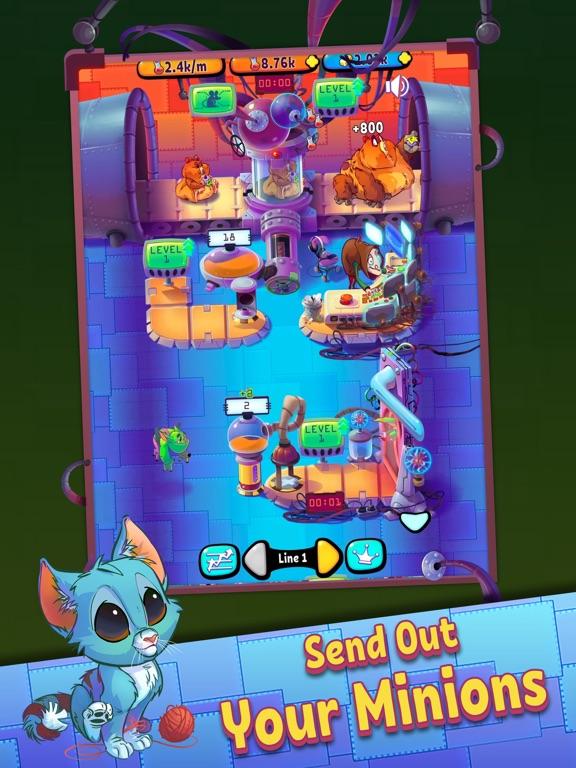 Idle Monster Factory screenshot 9
