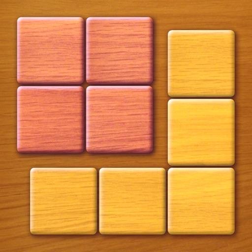 Деревянная головоломка: блоки