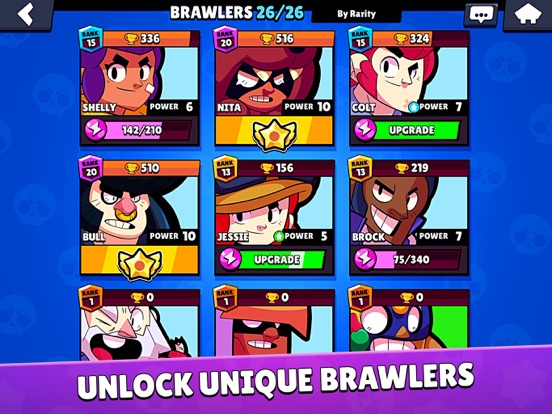 Brawl Stars IPA Cracked for iOS Free Download
