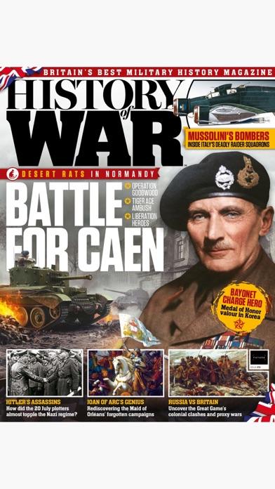 History of War Magazine | App Price Drops
