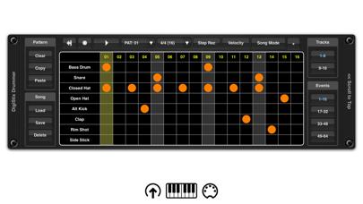 DigiStix Drummer AUv3 Plugin screenshot 3