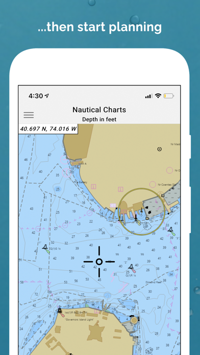 Nautical Eye Screenshot