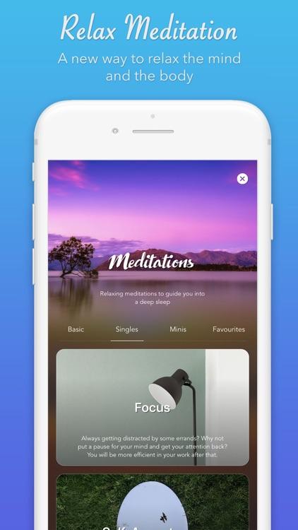 Calmest : Meditate,Sleep,Relax