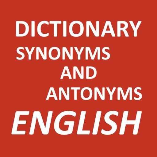 Dictionary Synonyms Antonyms