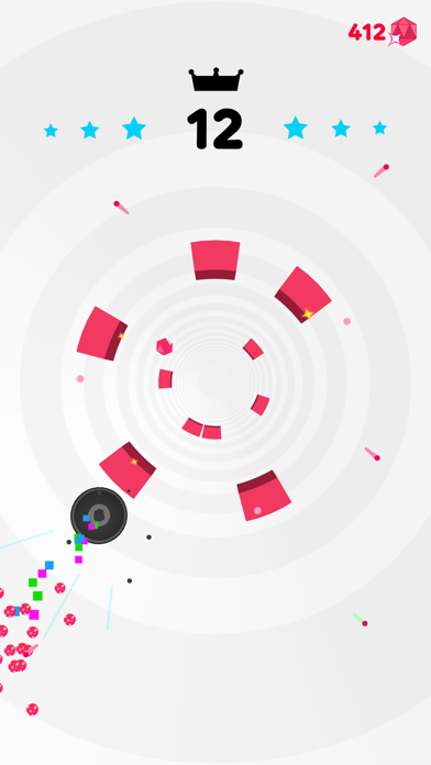 Rolly Vortex screenshot two