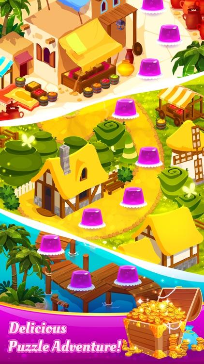 Fancy Cakes: Merge Adventure screenshot-3