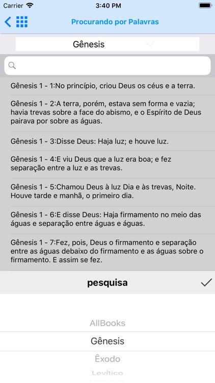 The Portuguese Bible Offline screenshot-5