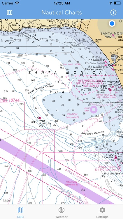 Nautical Charts & Maps