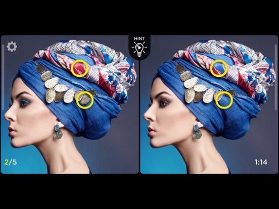Spot The Difference: Fashion screenshot 8