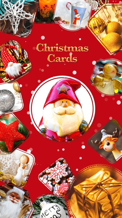 Christmas Cards • Greeting screenshot-0