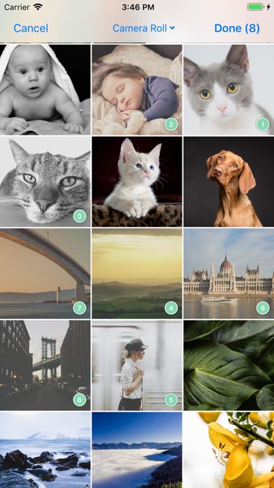 برنامج قفل الصور بالبصمة screenshot 3