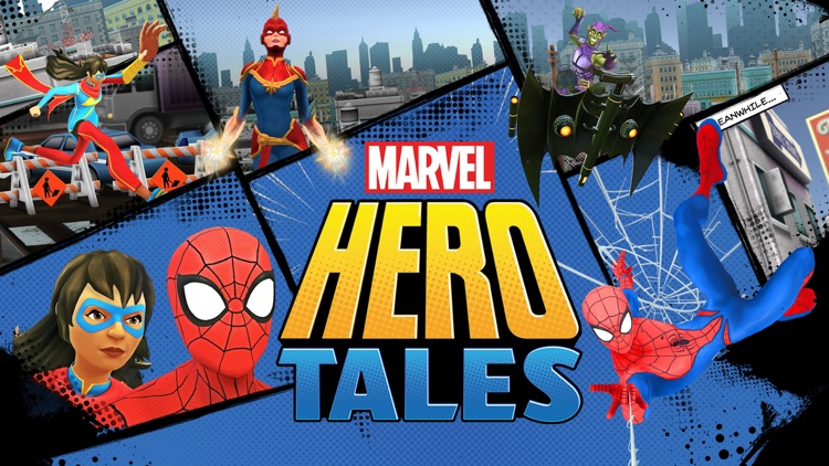Marvel Hero Tales screenshot-5
