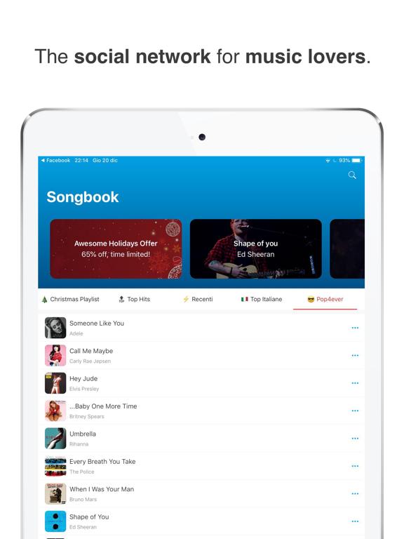 Karaoke One lyrics and songs by Lisari s r l  (iOS, United States
