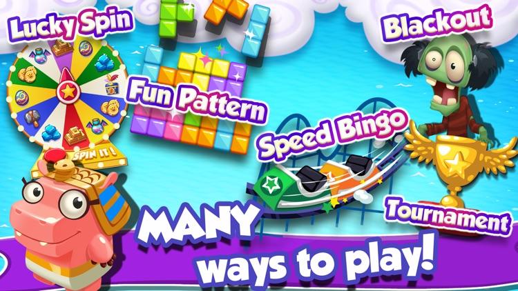 Bingo Dragon - Jackpot & Slots screenshot-5