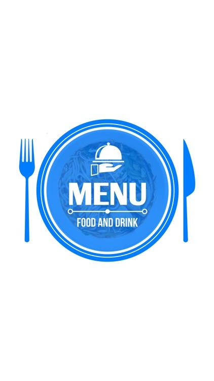 Menu: Food and Drink