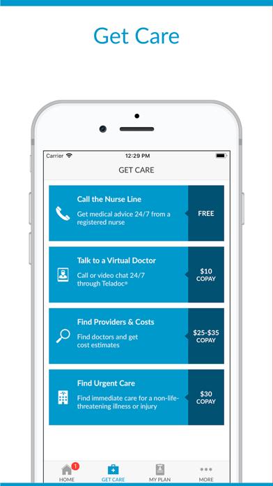 fepblue by Blue Cross Blue Shield Association (iOS, United States