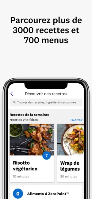 Ww Weight Watchers Dans L App Store