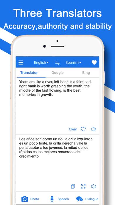 Translate King Translator By Bai Zhimin Ios United States