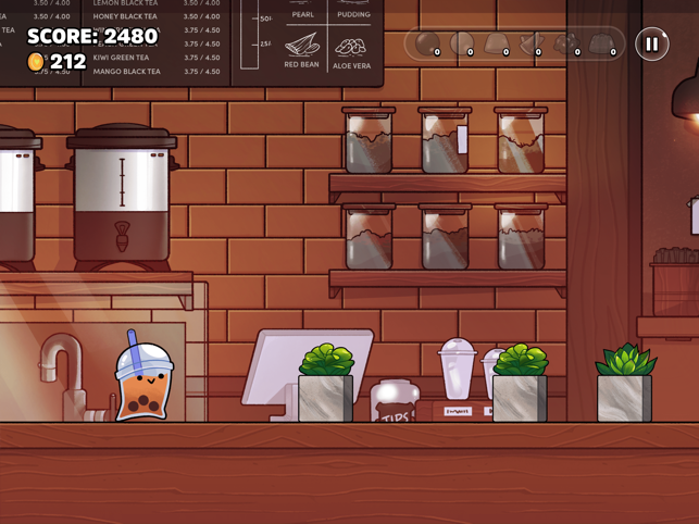 Boba Run - Its Boba Time!, game for IOS