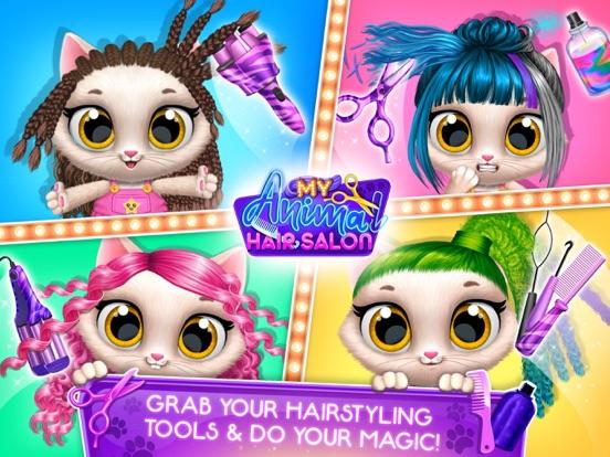 My Animal Hair Salon screenshot 12