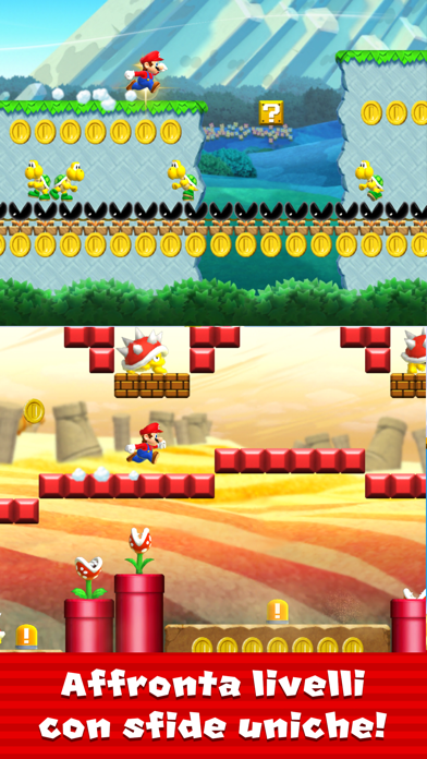 Download Super Mario Run per Pc