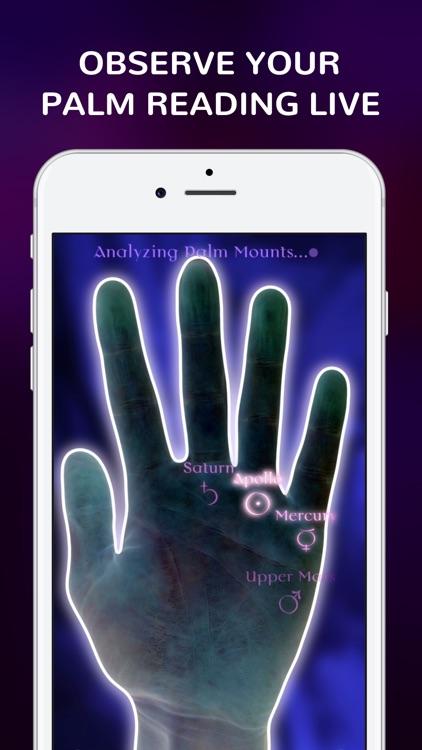 Palmist - Live Palm Reader screenshot-0