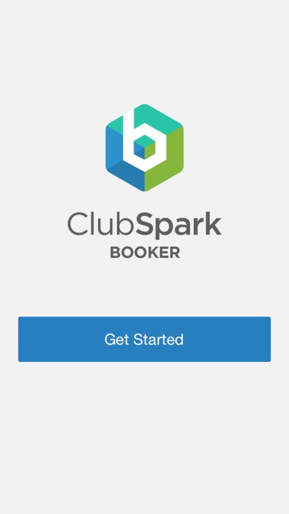 ClubSpark Booker