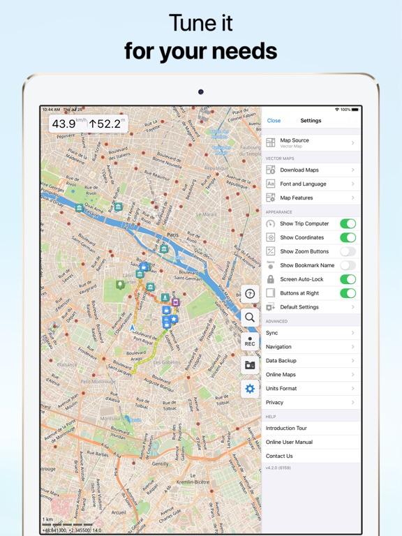 Guru Maps Pro Screenshots