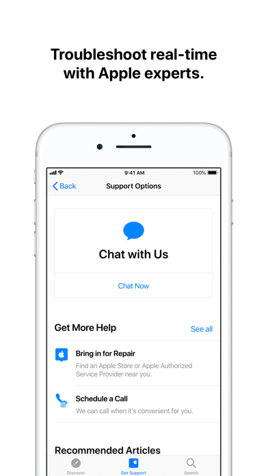 Apple Support app image